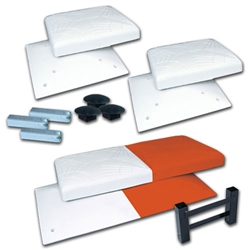 Champro Dislodging Base Set- Little League Specifications
