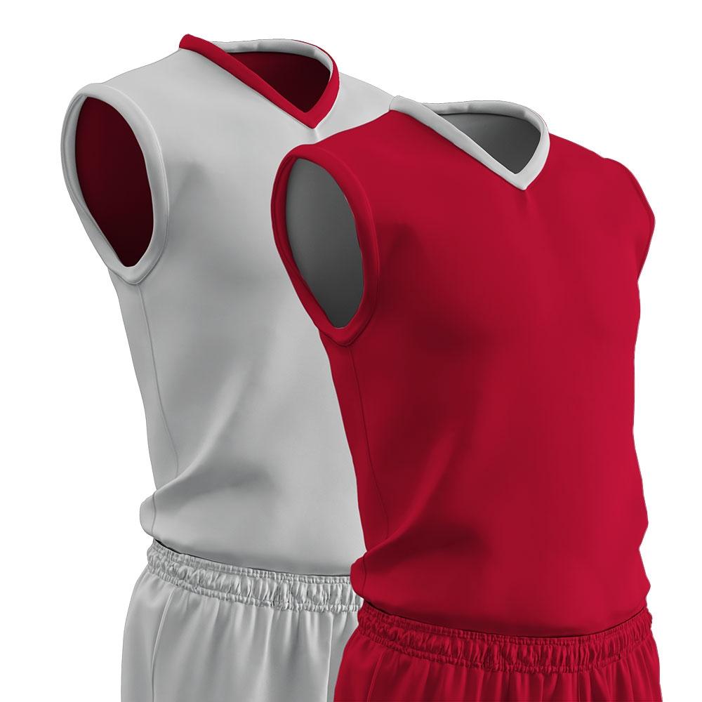 14fc7a9f1b1 Champro Clutch Z-Cloth DRI-GEAR Reversible Basketball Jersey-YOUTH ...