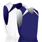 Champro Pro-Plus Reversible Single Basketball Jersey - Custom 1 Color Print