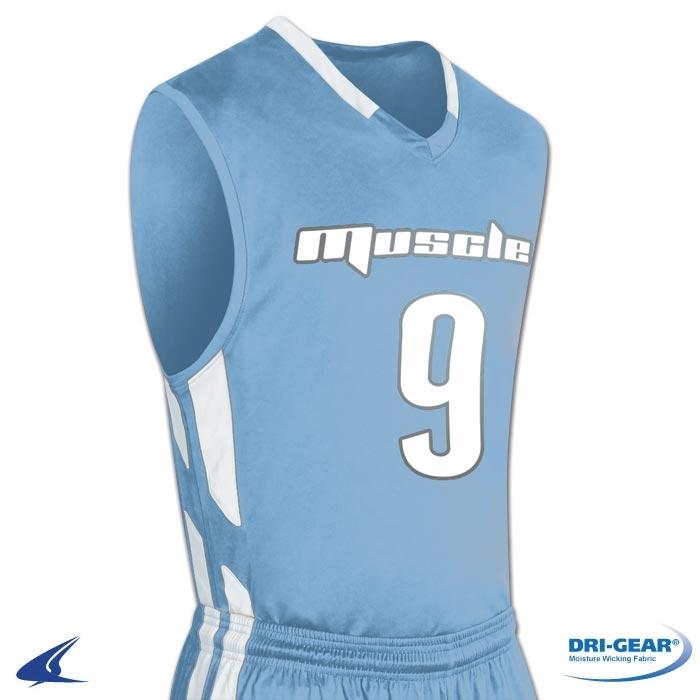 0b1abec0a65 Champro Youth Muscle Basketball Jersey