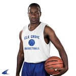 Champro Tricot Basketball Combo Jersey and Shorts - Custom 1 Color Print