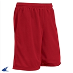 "Champro Polyester Tricot Short With Liner 7"" Inseam"