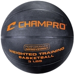 Champro Weighted Basketball - 3 lbs.