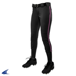 Champro Tournament Women's Low-Rise Pant With Braid