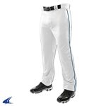 Champro BP91U Adult Triple Crown Open Bottom Pant with Piping