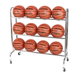 Champro Ball Rack With Casters
