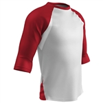 Champro Complete Game 3/4 Sleeve Baseball Jersey