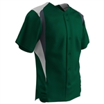 Champro Bull Pen Full Button Jersey