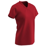 Champro Star Ladies V-Neck T-Shirt