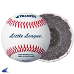 Champro Little League Game RS-  Full Grain Leather Cover