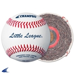 Champro Little League- Double Cushion Cork Core- Leather Cover