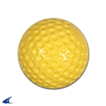 Champro Yellow- Dimple Molded Baseball Harder