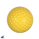 Champro Yellow- Dimple Molded Baseball