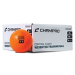 "Champro 9"" Control Flight Ball - 4 Pack"