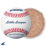 Champro Little League Game RS- Cork/Rubber Core- Genuine Leather Cover