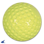 "Champro 12"" Dimple Molded Softball- Optic Yellow"
