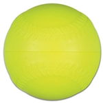 Champro Foam Pithing Machine Softball - Yellow