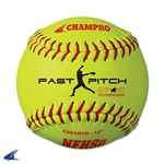 "Champro NFHS - 12"" Fast Pitch - Durahide Cover .47COR"