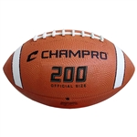 Champro 200 Rubber Football