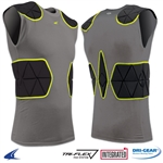 Champro Tri-Flex Compression Shirt with Cushions