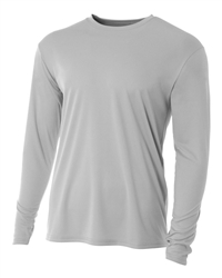 A4 Style N3165 - Cooling Performance Long Sleeve Crew