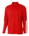 A4 Style N4262 - League 1/4 Zip Jacket