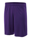 "A4 Style N5281 - 9"" Cooling Performance Power Mesh Practice Short"