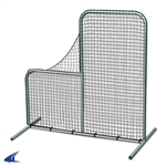 Champro Pitcher's Safety L-Screen, 6'x6'