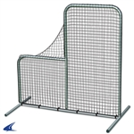 "Champro Pitcher's Safety L-Screen 7'X7 With 40"" Drop"