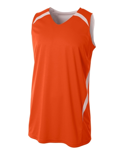 b6bd01b416a A4 Style NB2372 - Youth Double Double Reversible Jersey