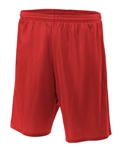 "A4 style NB5301 - Youth 6"" Lined Tricot Mesh Short"