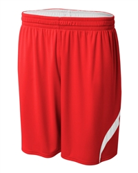 A4 Style NB5364 - Youth Double Double Short