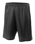 "A4 Style NM5019 - 9"" Utility Mesh Short"