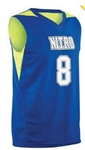 Teamwork Turnaround Reversible Basketball Jersey - Closeout Item