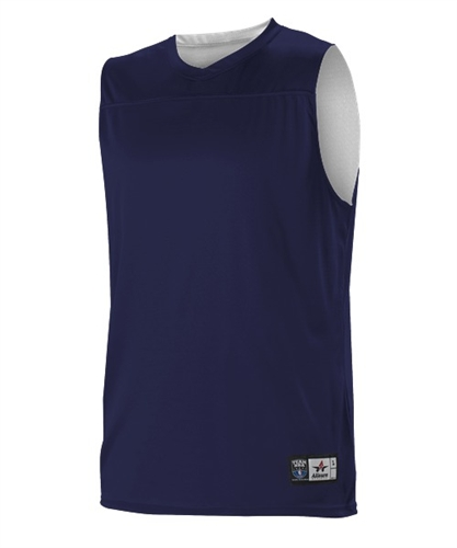 a10f2f6200c Alleson Youth Blank Reversible NBA Jersey