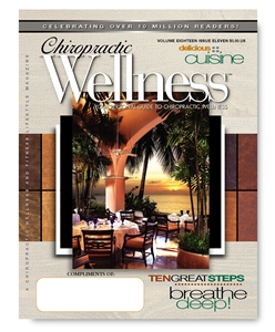 10 Magazines Per Month To Your Clinic!<br> Pre-Paid For 12 Months With One Month Free!