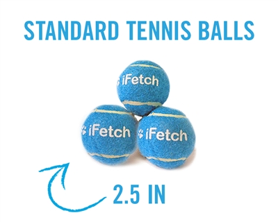 "Extra iFetch Too ""Tuff"" Balls (large)"
