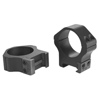 Warne--- 513M 30mm Low Matte Black