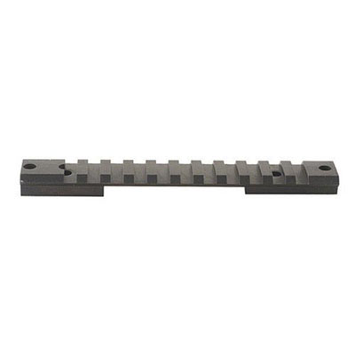 7666-20 Savage Short Action Accu-Trigger Picatinny Rail 20 MOA, Warne