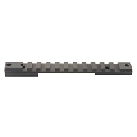 7671-20 Remington 700 Police Short Action 20 MOA, Aluminum Warne