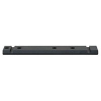 A994M Remington Aluminum Weaver Style Matte Black 0 MOA, Warne