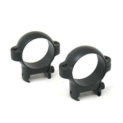 Burris 30mm ZEE Rings Standard Matte Black Medium BU-420044