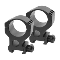 "Burris 1"" XTR Xtreme Tactical Matte Black Extra High BU-420183"