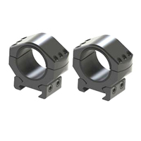 "Burris 30mm XTR Sig, 30mm Matte Black Medium (1-1/4"") BU-420222"