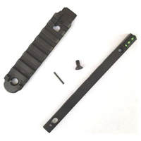 S&W Victory DP-11050 Scope Rail with Vent Rib- Factory Threaded Barrel