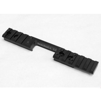 DIP DP-16001M Anschutz #64 Action Magnum Picatinny Adapter Rail 0 MOA Extended
