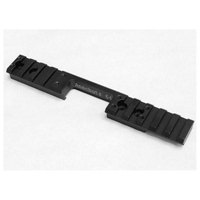 DIP DP-16002 Anschutz #64 Action Picatinny Adapter Rail 25 MOA Extended