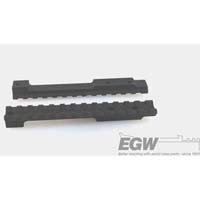 EGW Remington XP 100 7 Short Action Matte Black EG-40220--- 0 MOA