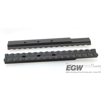 EGW Remington Mod 597 Matte Black EG-40302--- 20 MOA