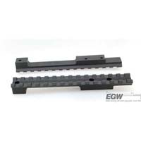 EGW Remington 660 600 Mohawk Matte Black EG-40500--- 0 MOA